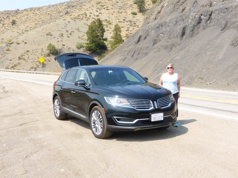 Mary and the Lincoln MKX